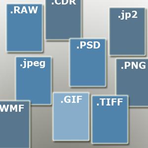 Форматы графических файлов